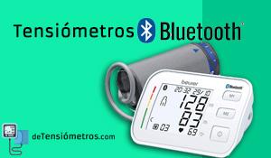 Tensiómetros inalámbricos (Bluetooth)